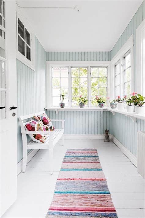 white sunroom backyard ideas
