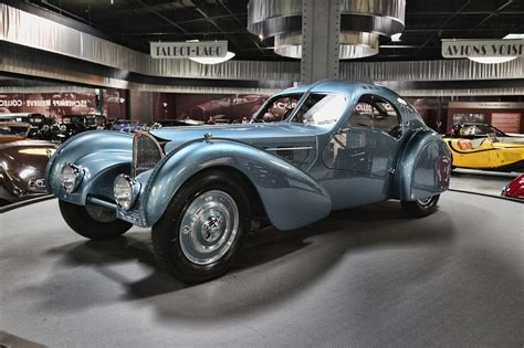 The first aero (later atlantic) coupe built, chassis 57374 was completed in september 1936 and delivered to victor rothschild, 3rd baron rothschild. 1936 Bugatti Type 57SC Atlantic. First of only...