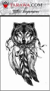 Tatouage Attrape Reve Homme : tatouage loup indien zk12 jornalagora ~ Melissatoandfro.com Idées de Décoration