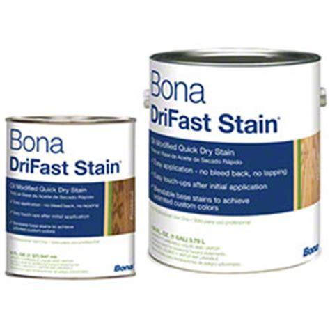 bona floor finish drying time bona 174 drifast 174 stain qt nutmeg floor technologies