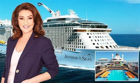 Jane McDonald fans invited on exclusive Royal Caribbean ...