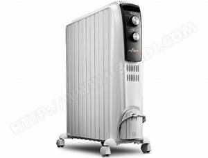 Bain D Huile Radiateur : radiateur bain d 39 huile delonghi trd4 0615 1500w pas cher ~ Dailycaller-alerts.com Idées de Décoration