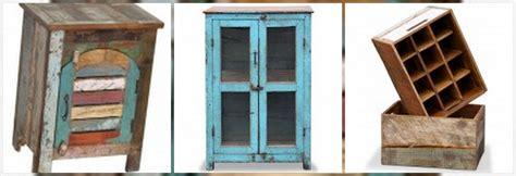 kast oude look geven oude meubels herleven maison