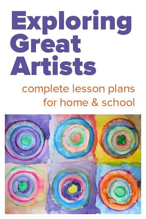 creative art lesson plans for preschoolers henri matisse the snail cutouts project for children 372