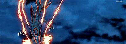 Rayquaza Mega Pokemon Shiny Gifs Anime