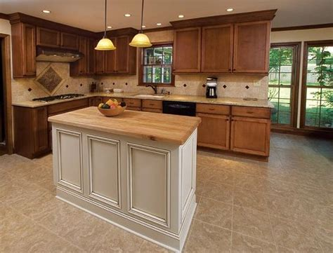 custom kitchen island cost before after kitchen under 35k butcher blocks butcher block island and custom cabinets