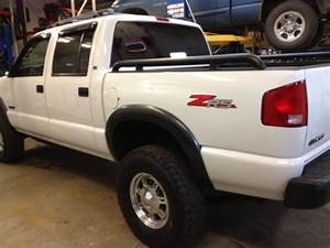 Purchase Used 2003 Chevrolet S10 Zr5 Crew Cab Pickup 4