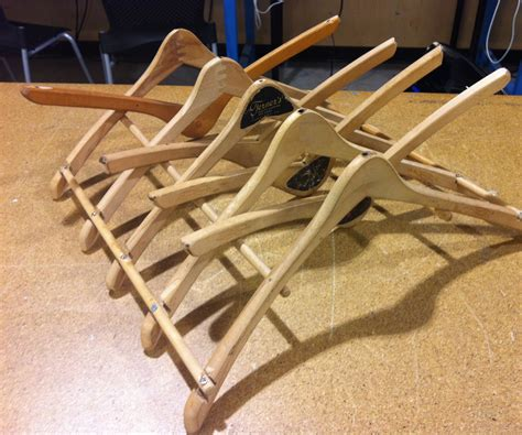 wood hanger dish drying rack  steps instructables