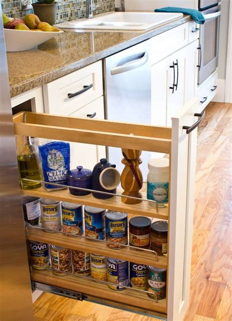 roll around kitchen island get organized with these 25 kitchen storage ideas