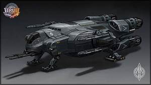 concept ships: Spaceship concept by Team True