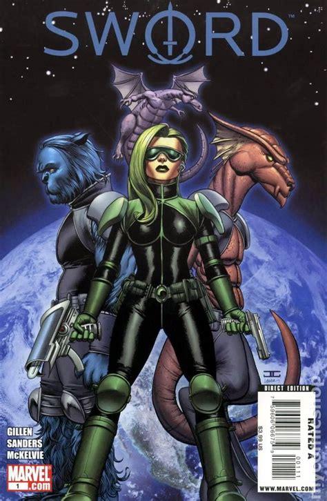 sword  marvel comic books