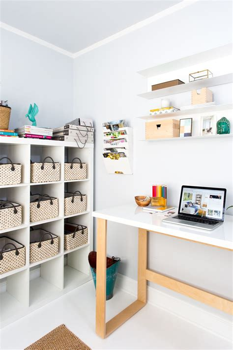 home design hacks one room challenge the home office before and after reveal