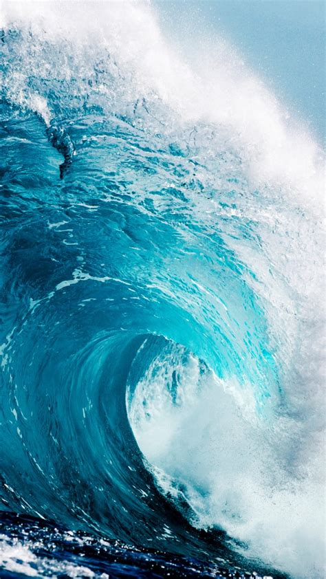 wallpaper waves ocean stock hd photography