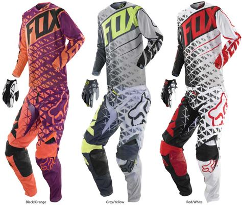 fox motocross gear 2014 fox motocross gear product spotlight motorcycle