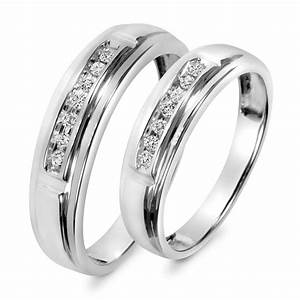 15 Inspirations Of Matching Wedding Bands Sets For His And Her