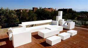 Mobilier Exterieur Design : mobilier exterieur design ~ Teatrodelosmanantiales.com Idées de Décoration