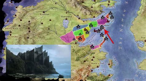 dragonstone castles  westeros youtube