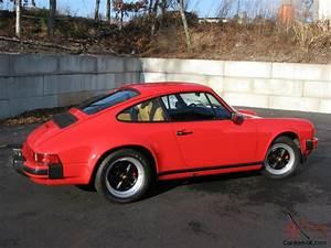 Porsche 911 3 2 : 1988 porsche 911 carrera coupe 2 door 3 2l ~ Medecine-chirurgie-esthetiques.com Avis de Voitures