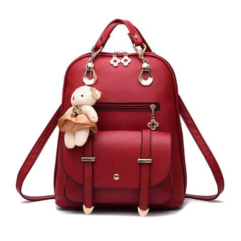 Tas Ransel Gadget Wanita tas wanita ransel selempang wanita branded import korea