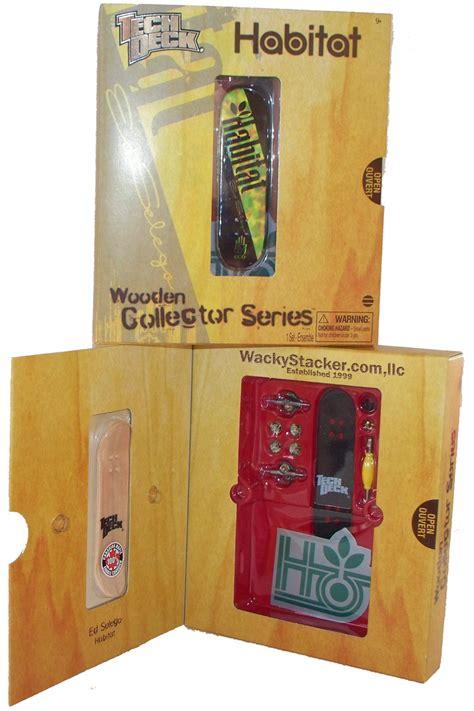 Tech Deck Wooden Fingerboards Handboards Skateboards