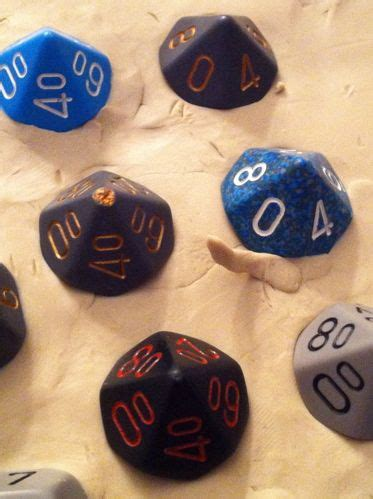 dungeons dragons chocolate dice molds