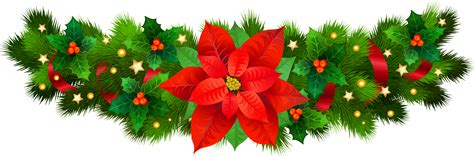 natale clipart gratis decoration clipart poinsettia pencil and in color