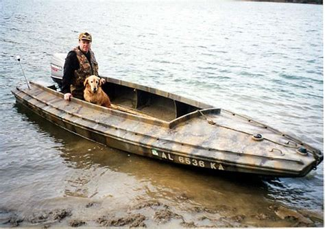 Wooden Duck Hunting Boat Plans by Duckboat Devlin Designing Boat Builders