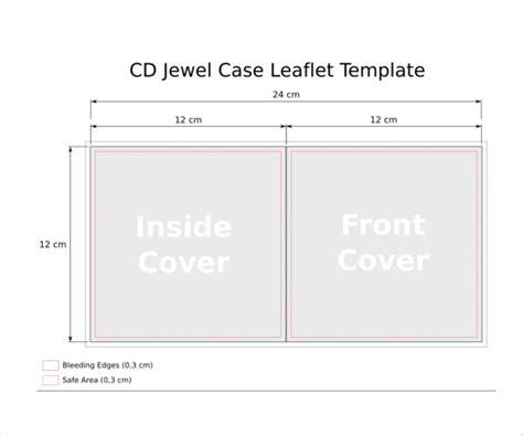 jewel case templates   word  psd eps
