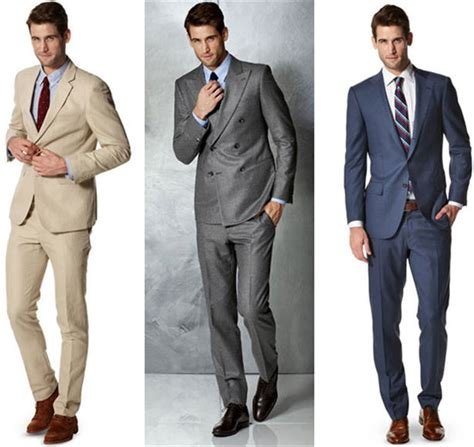 Best Designer Men's Business Suits Collection 2017