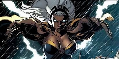 Storm Marvel Superhero Mutant Tempestade Comic Superheroes