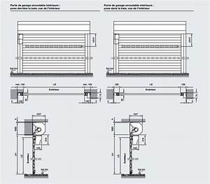 Montage Porte De Garage : montage porte de garage enroulable hormann maison travaux ~ Dailycaller-alerts.com Idées de Décoration