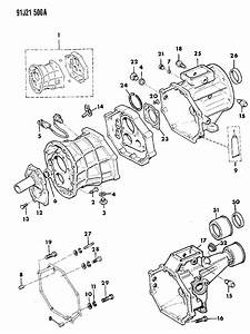 Jeep Wrangler Adapter  Transfer Case  Adapter  4wd  1992