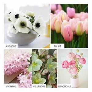 Fleurs Pour Mariage : quelles fleurs choisir en fonction de la saison de mon ~ Dode.kayakingforconservation.com Idées de Décoration