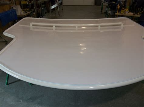 Boat Hardtop by Custom Boat Arches Custom Radar Arches Tops For