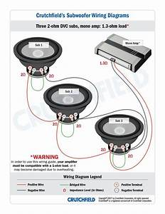 How To Wire A 4 Ohm Sub User Manual