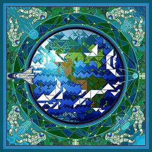 solar system:earth by breath-art on DeviantArt