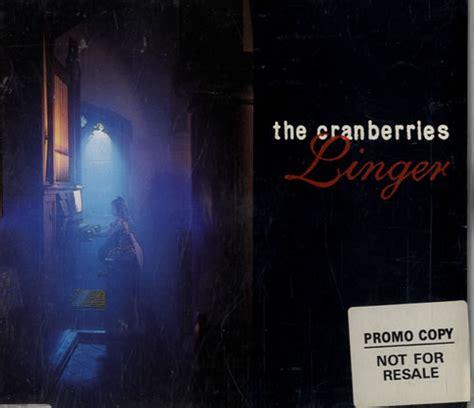 the cranberries linger album the cranberries linger uk promo cd single cd5 5 quot 31743