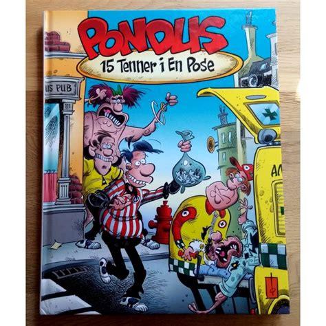 Pondus - 15 tenner i en pose (1. opplag) - O'Briens Retro ...