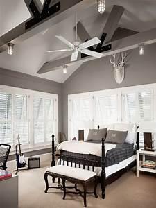 Grey Walls Country Boy39s Room Benjamin Moore Storm