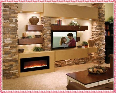 tv unit decor stone tv unit designs amazing stone wall decoration ideas new decoration designs