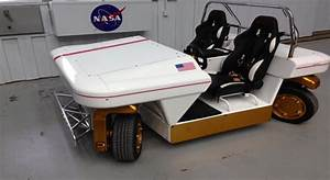 NASA made an autonomous car too, and it makes Google's ...