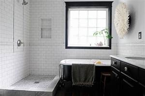 45 magnificent pictures of retro bathroom tile design ideas With black and white bathroom tile design ideas