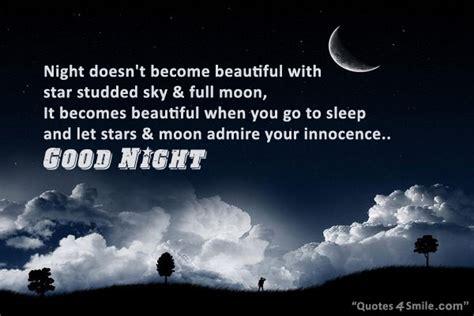 goodnight beautiful quotes quotesgram
