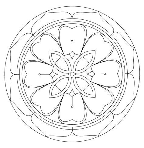 Kenau Kleurplaat by M 225 Ndalas Para Colorear Dibujos Mandalas Para Imprimir