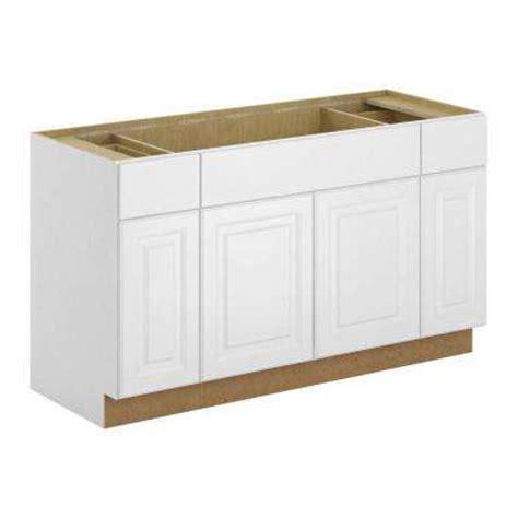 raising kitchen base cabinets raised panel white base ready to assemble kitchen