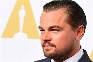 El recién ganador del Oscar, Leonardo Dicaprio, fue visto ...