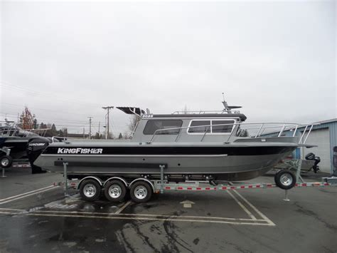 Kingfisher Boats Oregon by King Fisher Boats For Sale