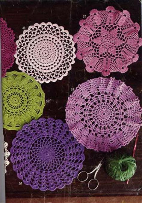 comment tricoter un napperon nos conseils