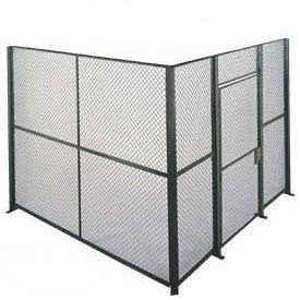 husky rack and wire wire mesh partitions fencing partition security