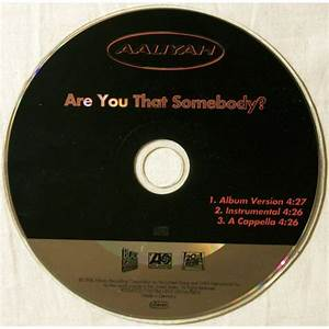 Are You That Somebody? - Aaliyah free mp3 download, full ...